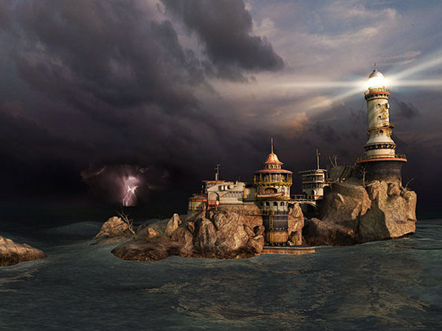 Download free lighthouse wallpapers for your mobile phone - most ...